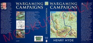 Wargaming Campaigns by Henry Hyde jacket mockup