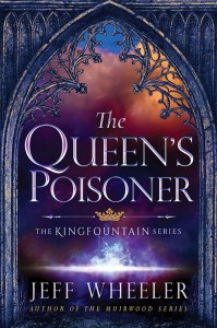 The Queen's Poisoner book cover