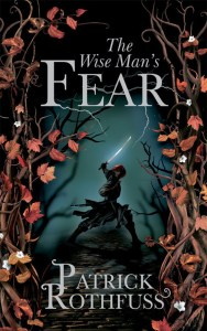 The Wise Man's Fear book cover