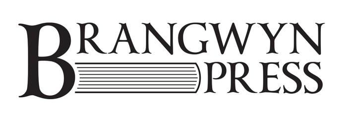Logo for Brangwyn Press publishers