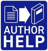 Logo design for Author Help