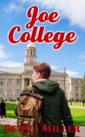 Joe College by Bert J Miller