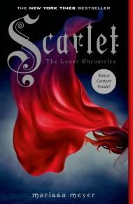 Scarlet - Marissa Meyer