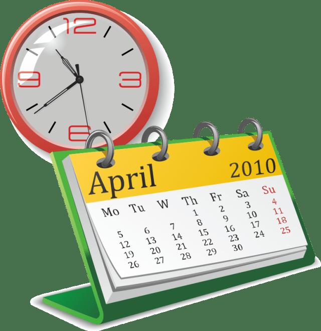 God's Perfect Calendar