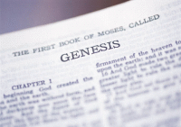 The Genesis creation story is actually two stories merged into one
