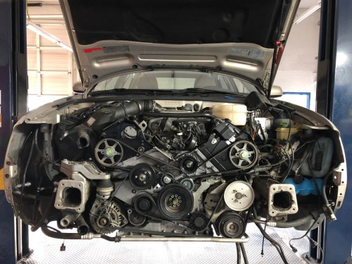 small resolution of 2000 audi a6 v8 timing belt service