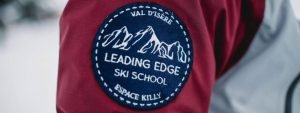 Leading edge ski school Val disere HAT Friends, off piste