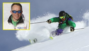 Mark Jones ICE ski intructor