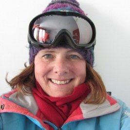 Louise Forrest, Henry's Avalanche Talk off piste