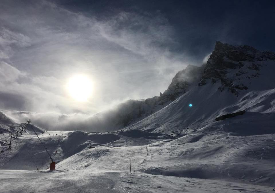 Off piste weather forecast and snow report