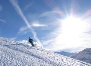 Off Piste Snow Report 15th December 2016