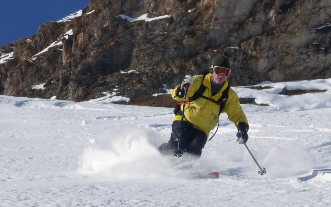 Off piste snow report and weather – 15 Dec