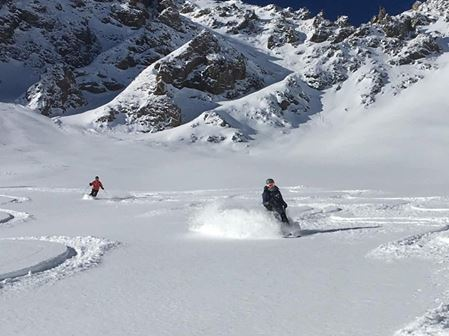 Off Piste Snow Report 12 January