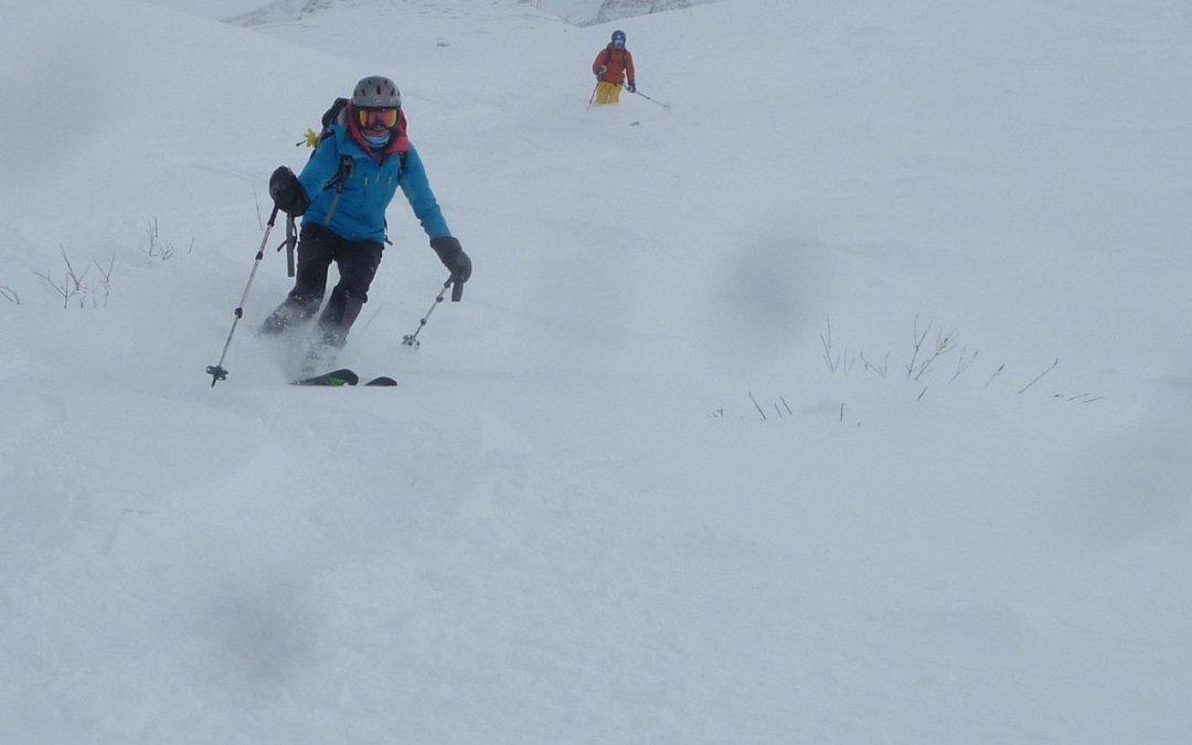 Off Piste Snow & Weather: 7 – 13 Dec Savoie / N. French Alps