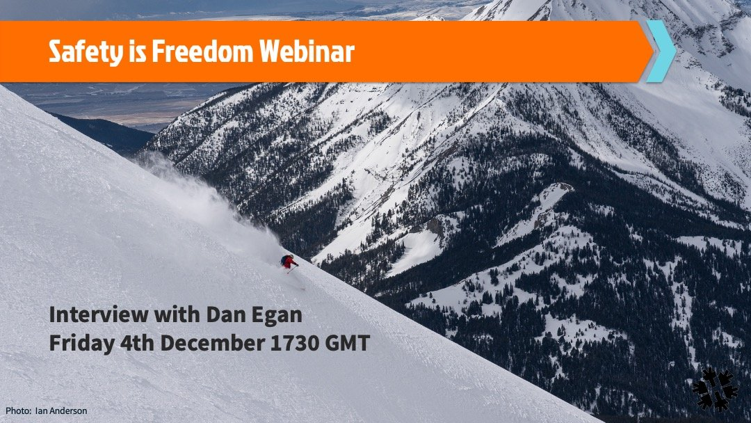 Safety is Freedom Webinars
