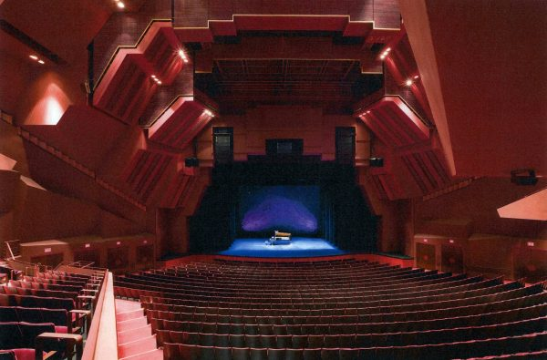 Segerstrom Hall Center Seating Chart - Year of Clean Water