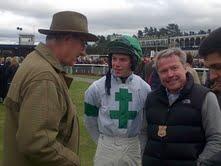 henry and jockey