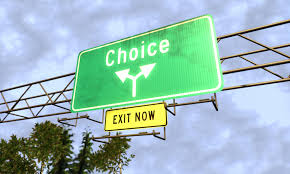 choice exit now
