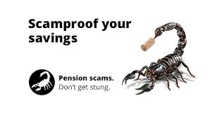scamproof scorpion