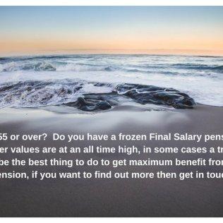 frozen-pension