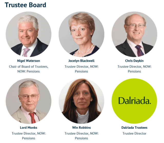 NOW Trustees