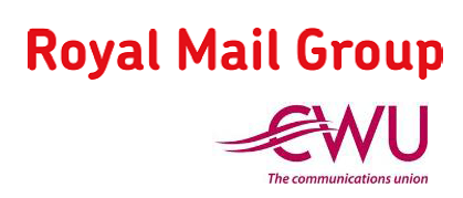 Royal Mail cwu