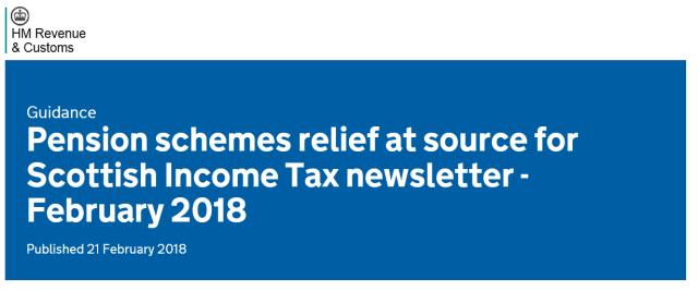 Scottish tax