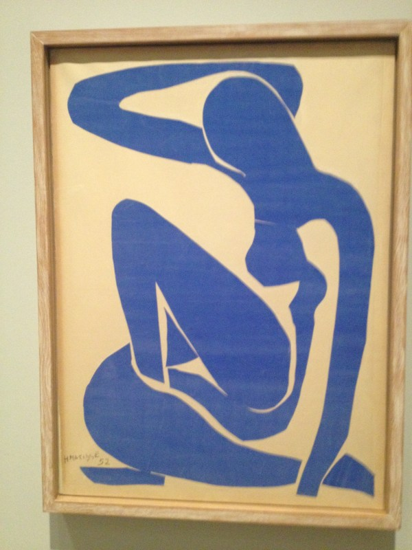 Matisse Cut-outs Vision Of Pension Playpen