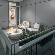 The smithe presale vancouver condo balcony
