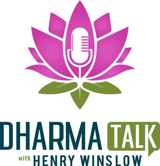 Dharma Talk Logo Transparent