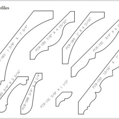 Picture Frame Moulding Under Chair Rail Spandex Covers For Sale Uk Crown Mouldings