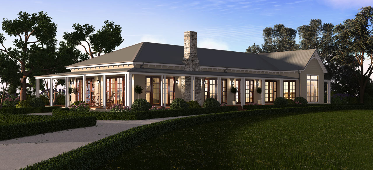 Hensley Park Homes Country Homes Pre Built For Comfort And
