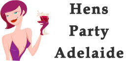 Hens Party Adelaide Logo