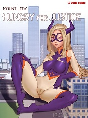 Mount Lady- Hungry For Justice [1Zumy]