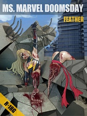 Ms. Marvel doomsday- [Feather]