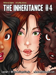 The Inheritance 4- [By Mind Control]