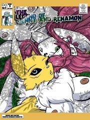 The Legend of Jenny And Renamon Issue 5- [By Yawg]