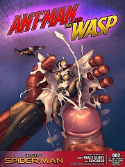 Ant Man And The WASP 2- Spider-Man- [By Tracyscops]
