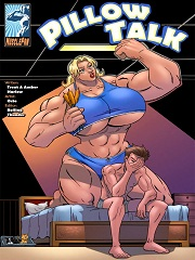 Pillow Talk Issue 1- [By Muscle Fan]