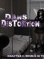 Dan's Distortion Ch.4- [By Kara Comet]