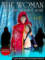 The Woman with the Scarlet Seal- Naruto [By Super Melons]