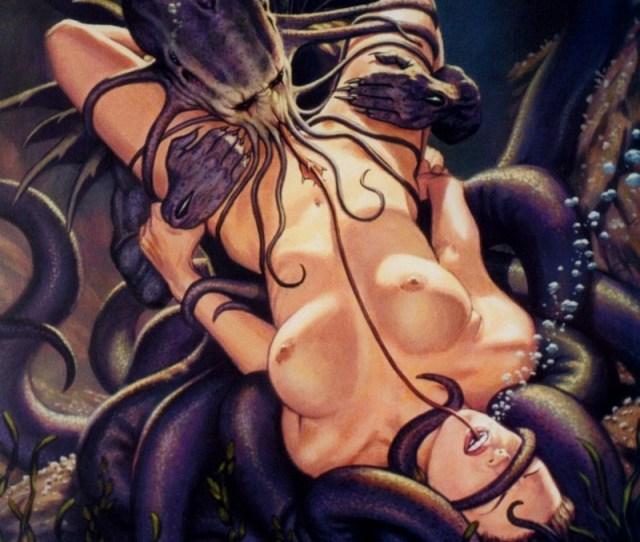 Tentacle Monster Hentai Cunnilingus Cthulhu