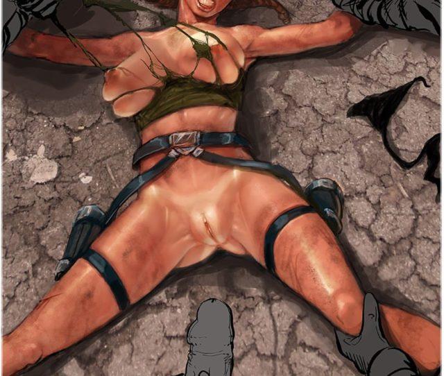 Nsfw Uncensored Oppai Hentai Tomb Raider Gaming Porn Art Of Big