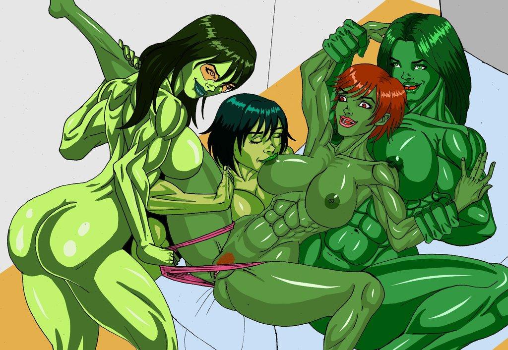 Lesbian Big Tits Fishnet