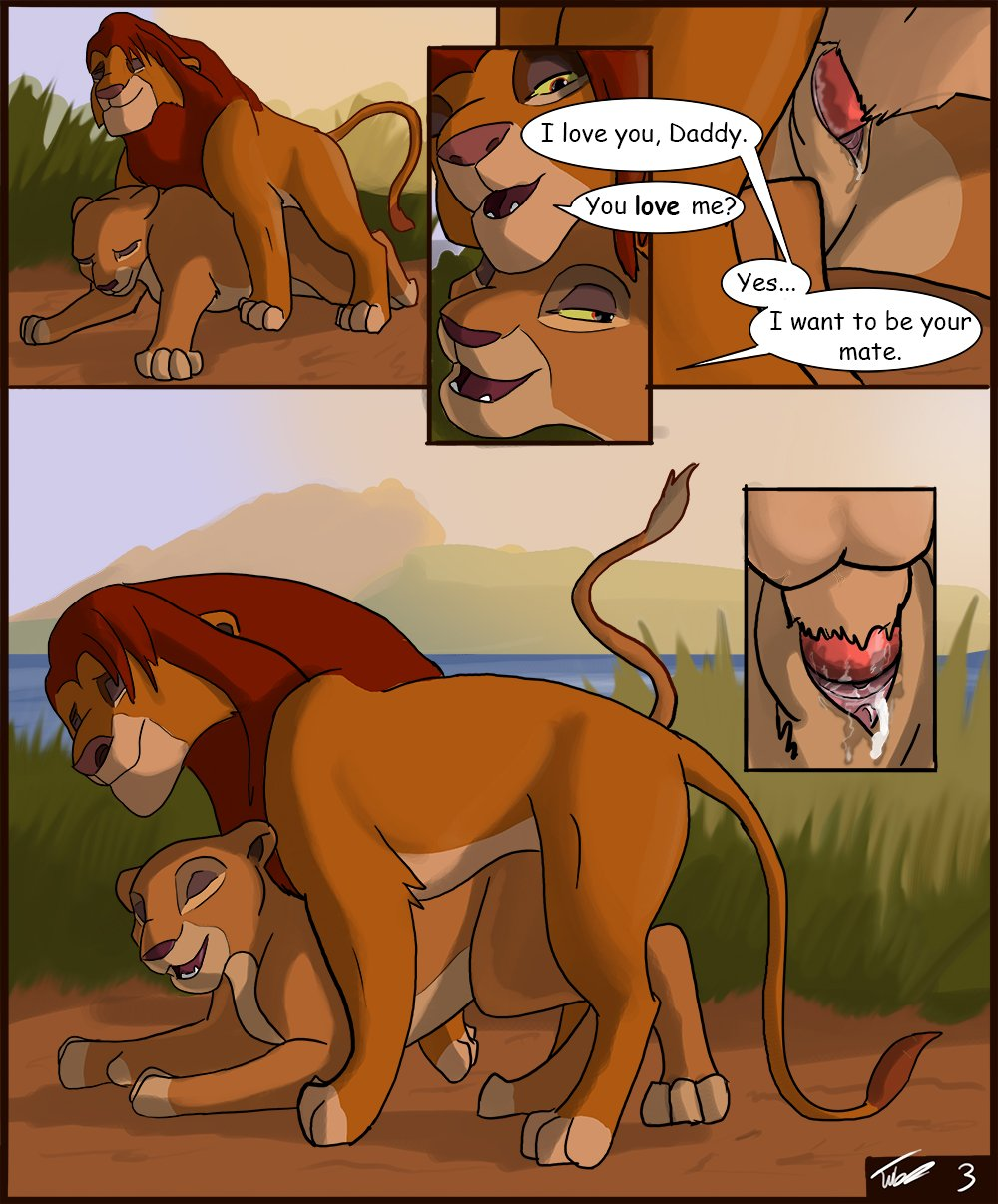 the lion king sex comics