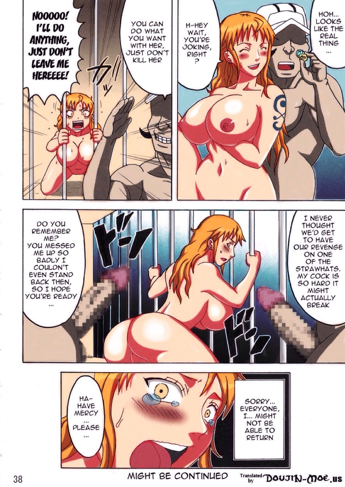 One Piece Hentay komik one piece hentai big ass