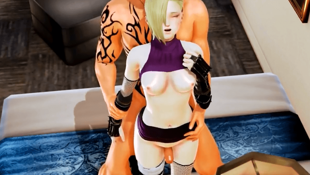 Explicit hentai – Naruto Ultimate cock teaser Ino gets what she deserves