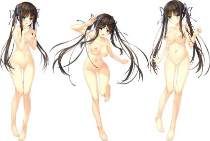 Full Body Drawings Of Nude Hentai Girl 26