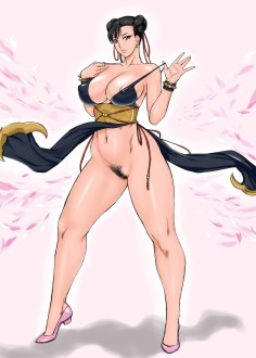 Street Fighter Hentai Drawing 10