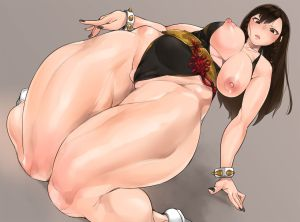 Street Fighter Hentai Drawing 06